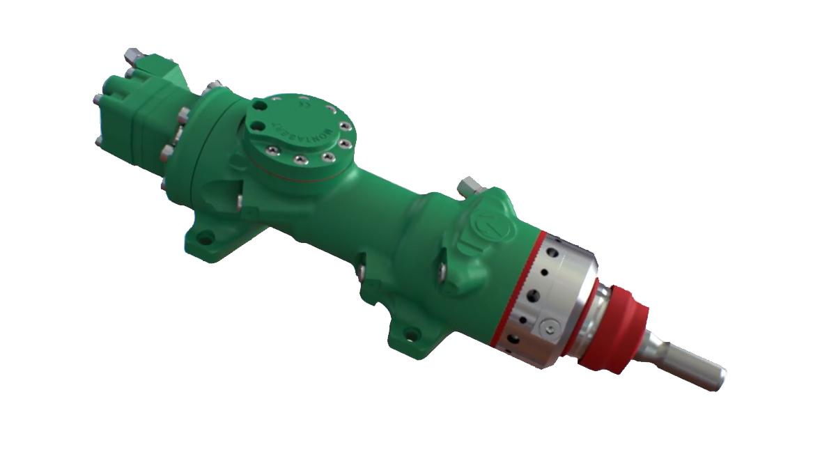 HC28 hydraulic drifter