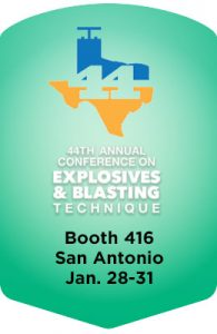2018 Annual Conference on Explosive & Blasting Technique